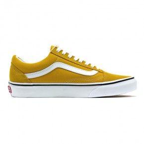 Vans Old Skool Yolk Yellow/True White - VN0A38G1VRQ1