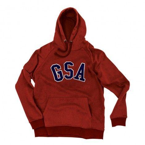 GSA Glory Hoodie - 37-18108 Orange