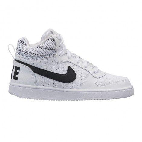 Nike Court Borough Mid Se Gs - 918340-100