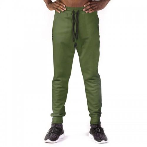GSA Men Basic Jogging Pants - 17-17027 Khaki