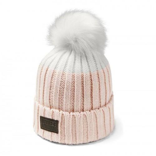 Under Armour Ladies Snowcrest Pom Beanie Hat - 1299905-675
