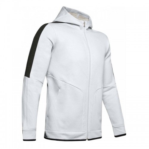 Under Armour Men's Athlete Recovery Fleece Full Zip - 1348407-014