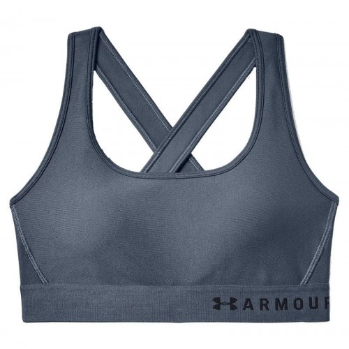 Under Armour Mid Crossback Bra - 1307200-044