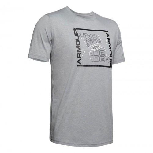 Under Armour Rhythm T-Shirt - 1344238-035