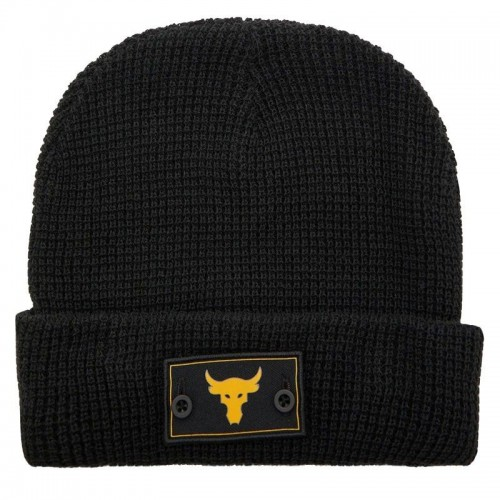 Under Armour UA Project Rock Patch Beanie - 1347416-001