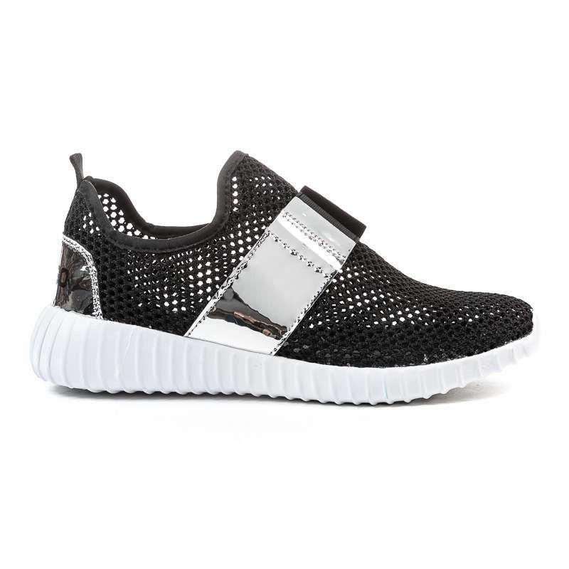 Devergo Sneakers Black - DE-BS3501ME