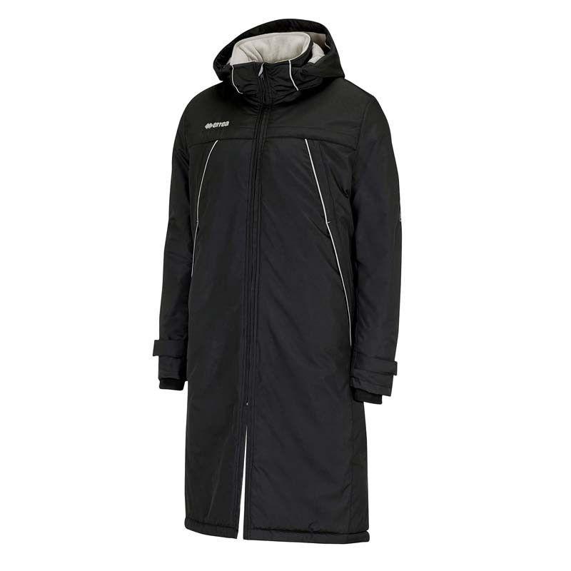 Errea - Iceland Coach Jacket Μαύρο - EJ0C0Z