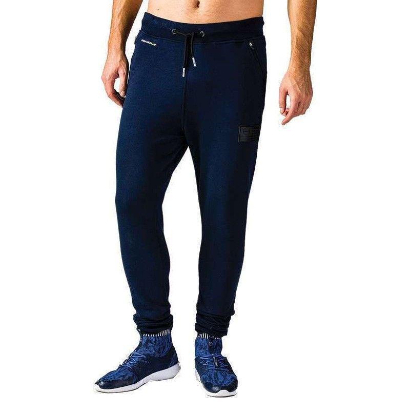 GSA Suppercotton Plus Slim Sweatpants Blue - 17-17023-03