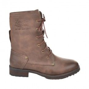 Devergo Women Rosalinda Zip Boots - DE-GA1562ZP 17FW