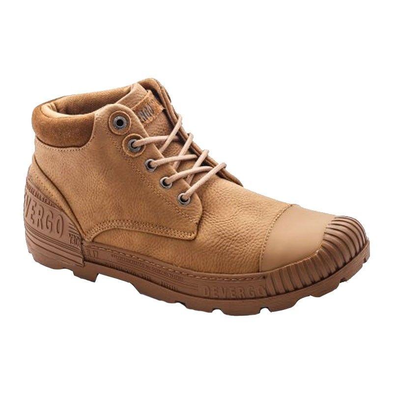 Devergo Men's Boots Wheat PU - DE-HA8020PU 17FW