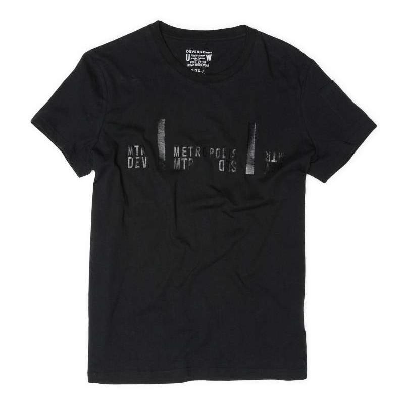 Devergo Men's T-Shirt - 1D014065SS0105-16