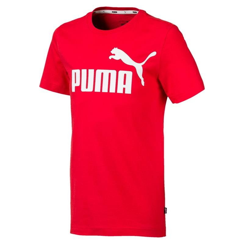 Puma Boy Logo Tee - 852542-11