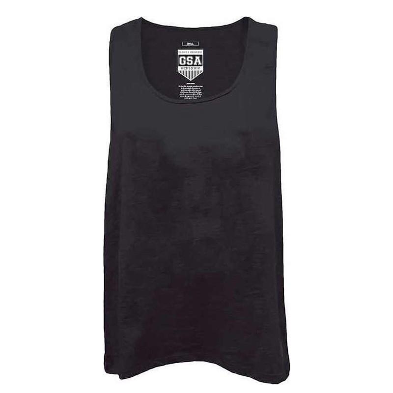 Γυναικεία Μπλούζα - GSA Glory & Heritage V-neck tee Μαύρο - 3728016