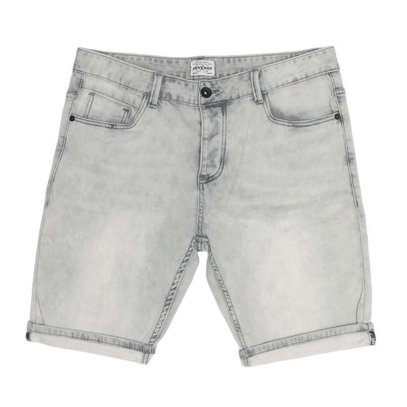 Devergo Men's Jean Shorts - 1D011132MP7166-81