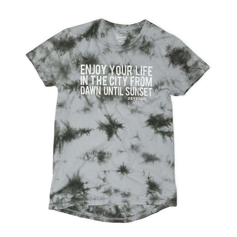 Devergo Men's T-Shirt - 1D014018SS0122-82
