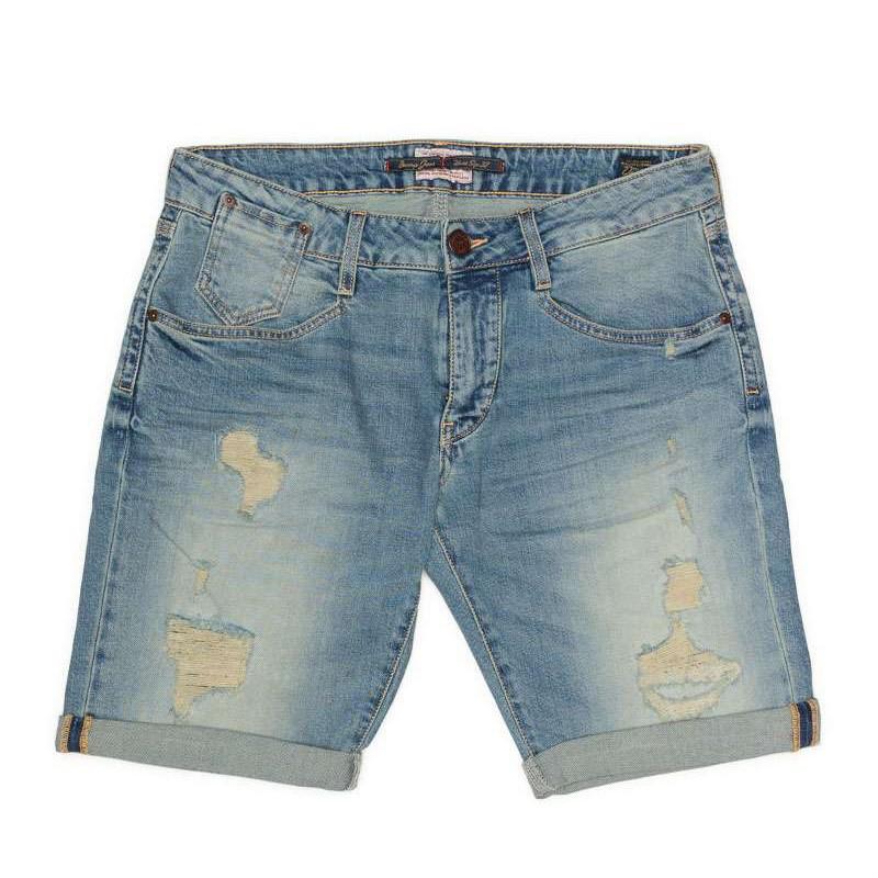 Devergo Men's Jean Shorts - 1J010053MP2770ST-0