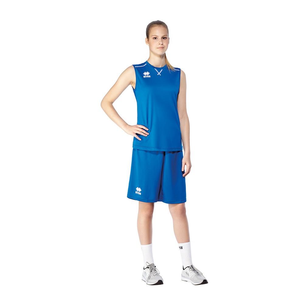Errea Kit Alison Woman - Alison Shirt and Dallas 3.0 Short