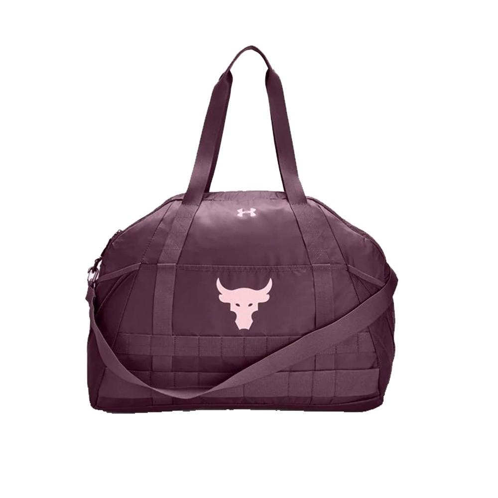 Under Armour Women's Project Rock Gym Bag - 1349031-569