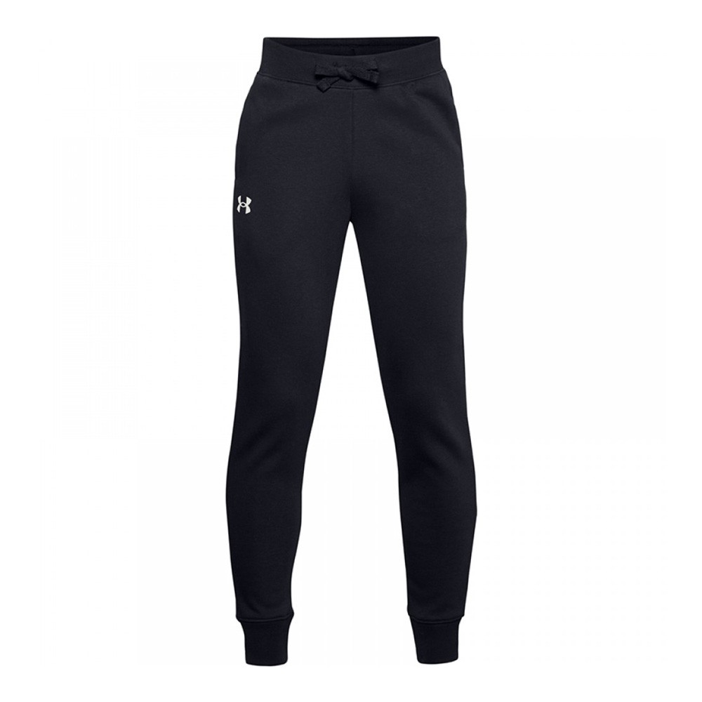 Under Armour Boys' Rival Cotton Trousers - 1357634-001