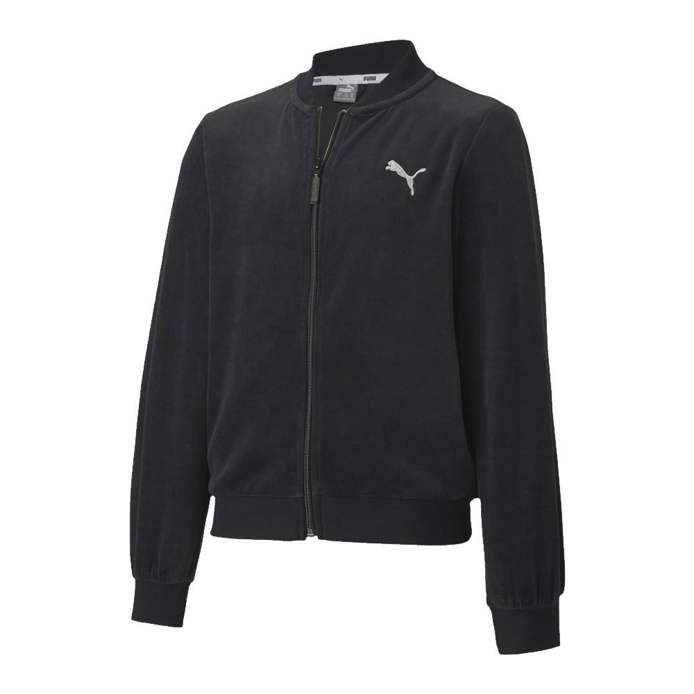 Puma Alpha Velvet Full-Zip G Sweat Jacket - 583305-01