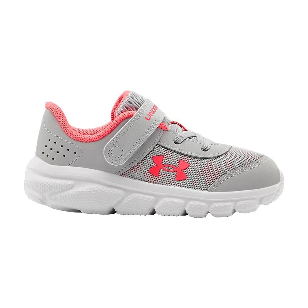 Under Armour Girls' Infant UA Assert 8 Running Shoes - 3023872-100