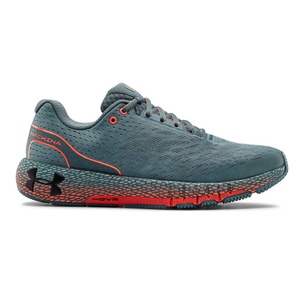 Under Armour HOVR Machina Connected Running Shoes - 3021939-403