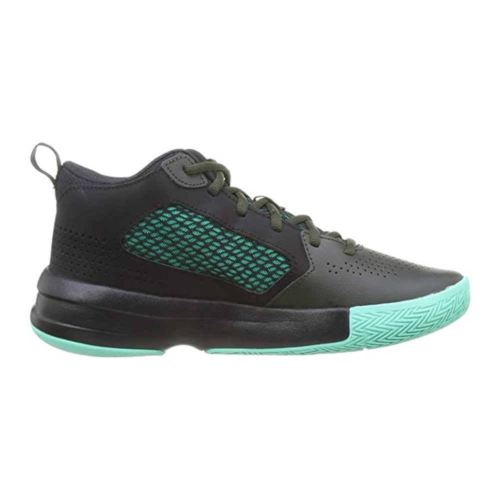Under Armour Men's UA Lockdown 5 Basketball Shoes - 3023949-300