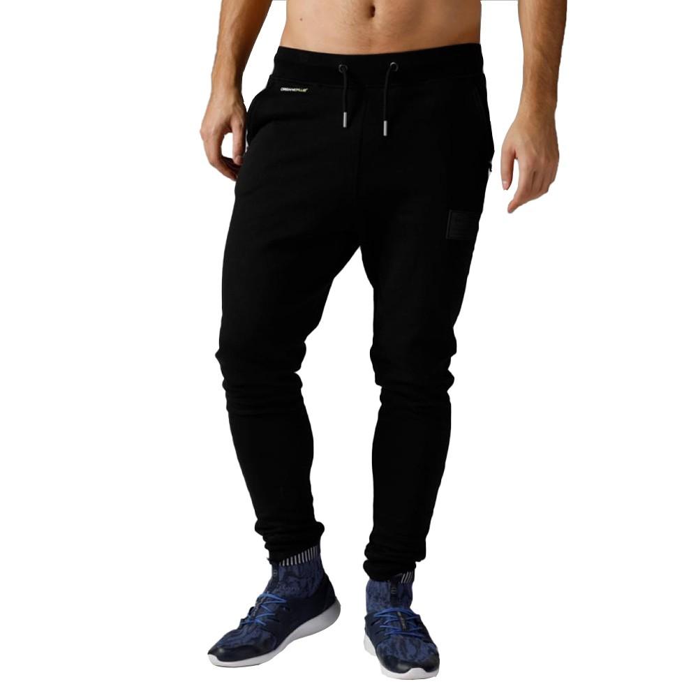 GSA Suppercotton Plus Slim Sweatpants Black - 17-17023