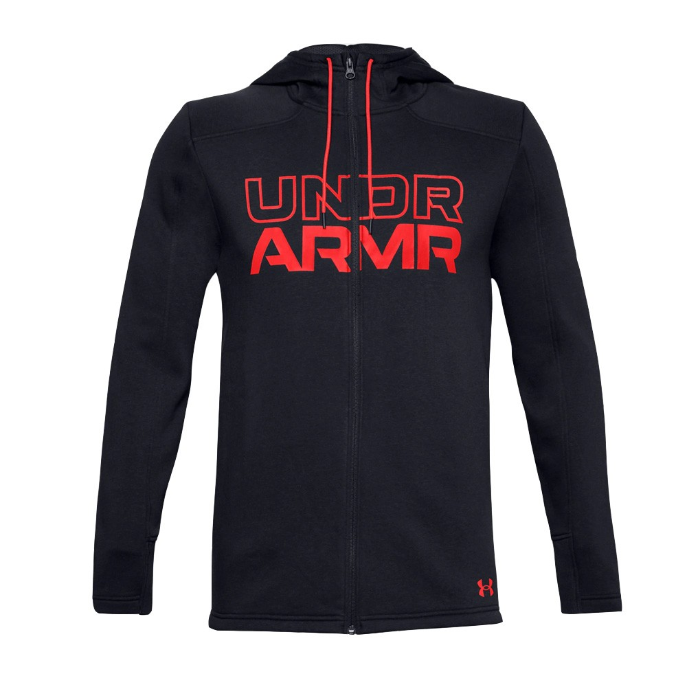 Under Armour Men's Baseline Full Zip Hoodie - 1356873-002