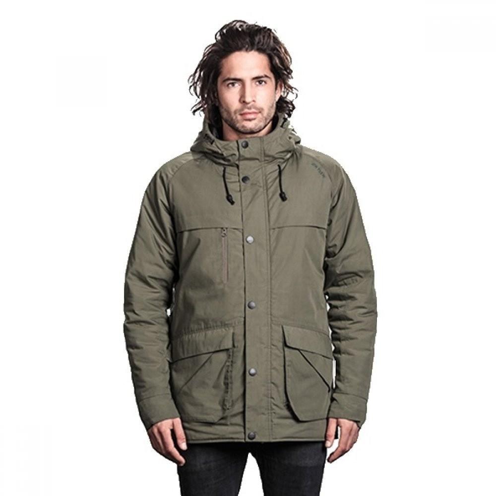 Mystic Rush Jacket Frozen Green - 35101.180001 606