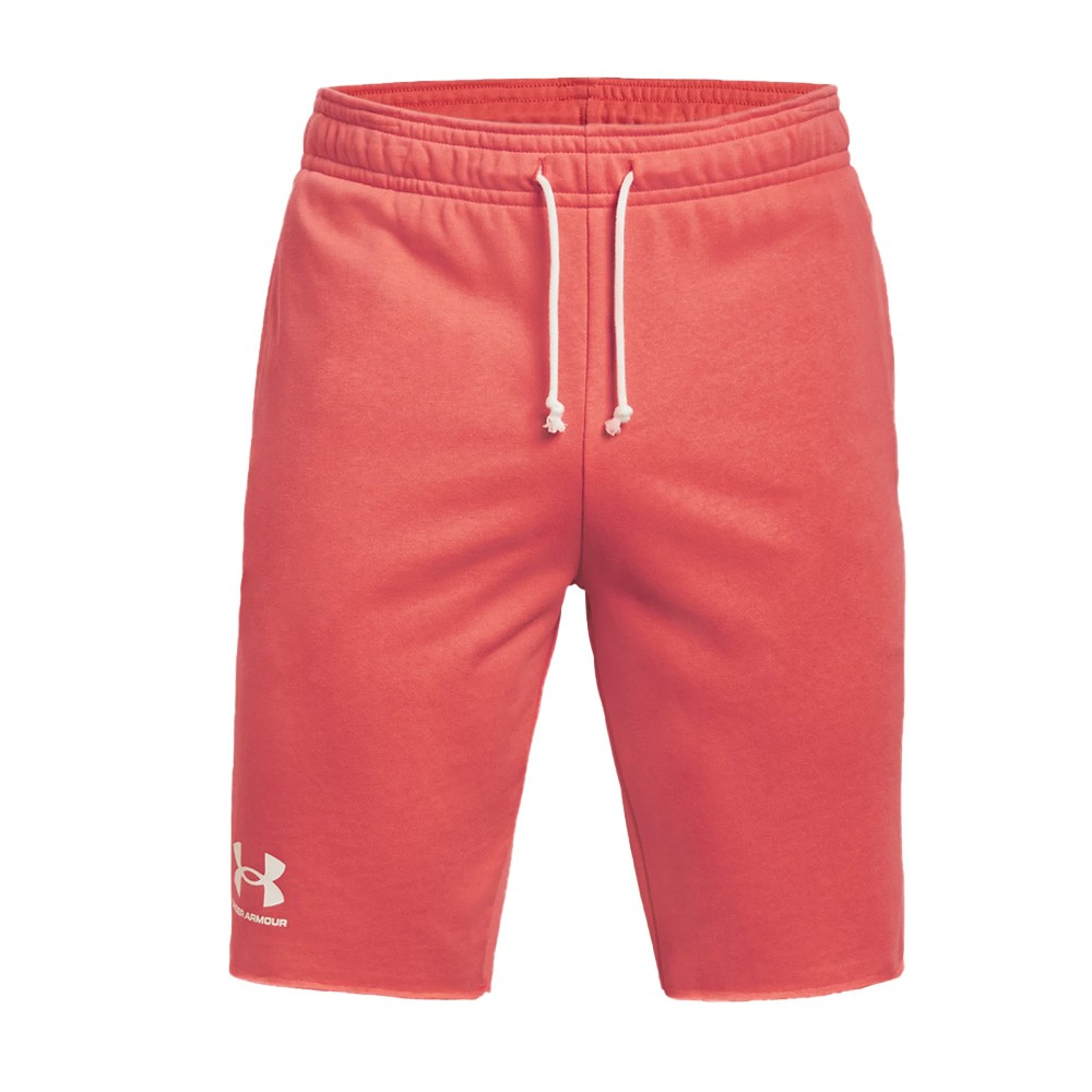 Under Armour Men's Rival Terry Shorts - 1361631-690