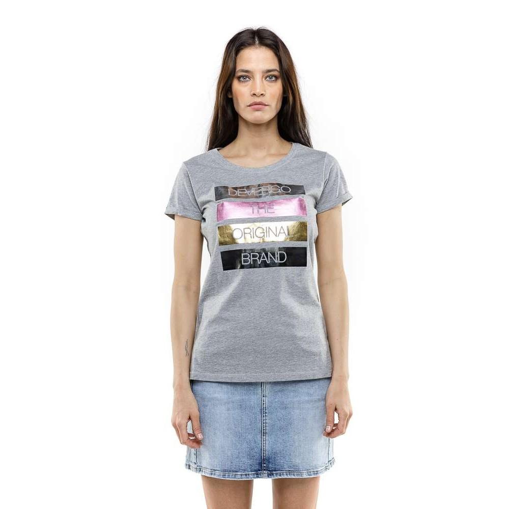 Devergo Women's T-Shirt - 2D21SS4553SS0105-10