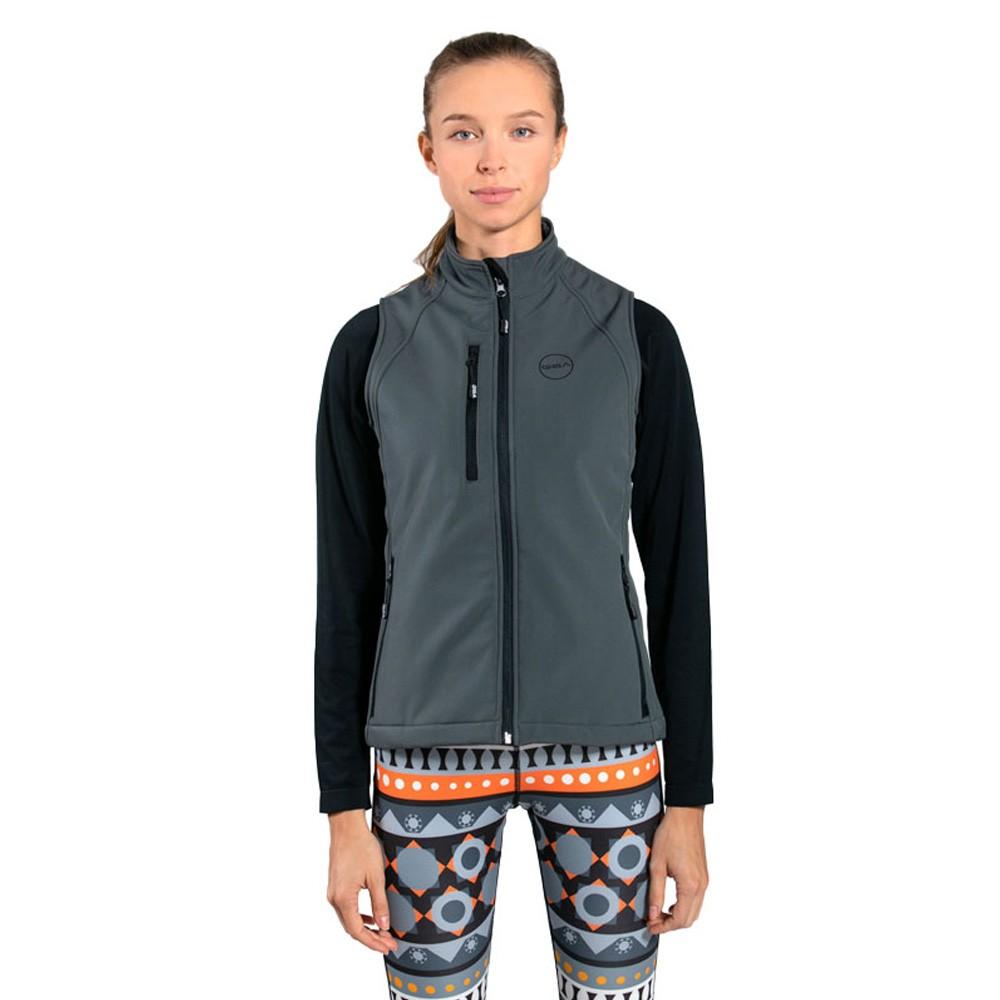 GSA Soft Shell Vest Grey - 17-28120