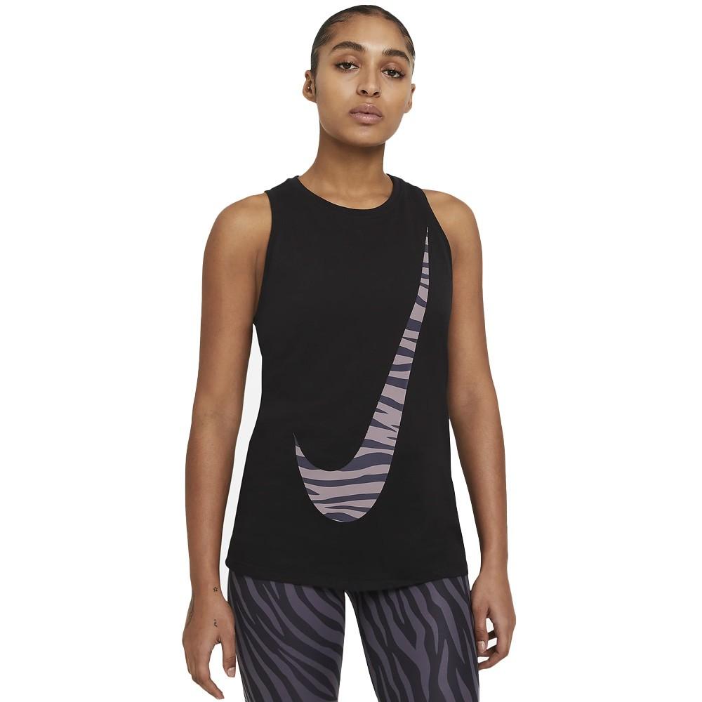 Nike Dri-FIT Women's Icon Clash Training Tank - DB9799-010