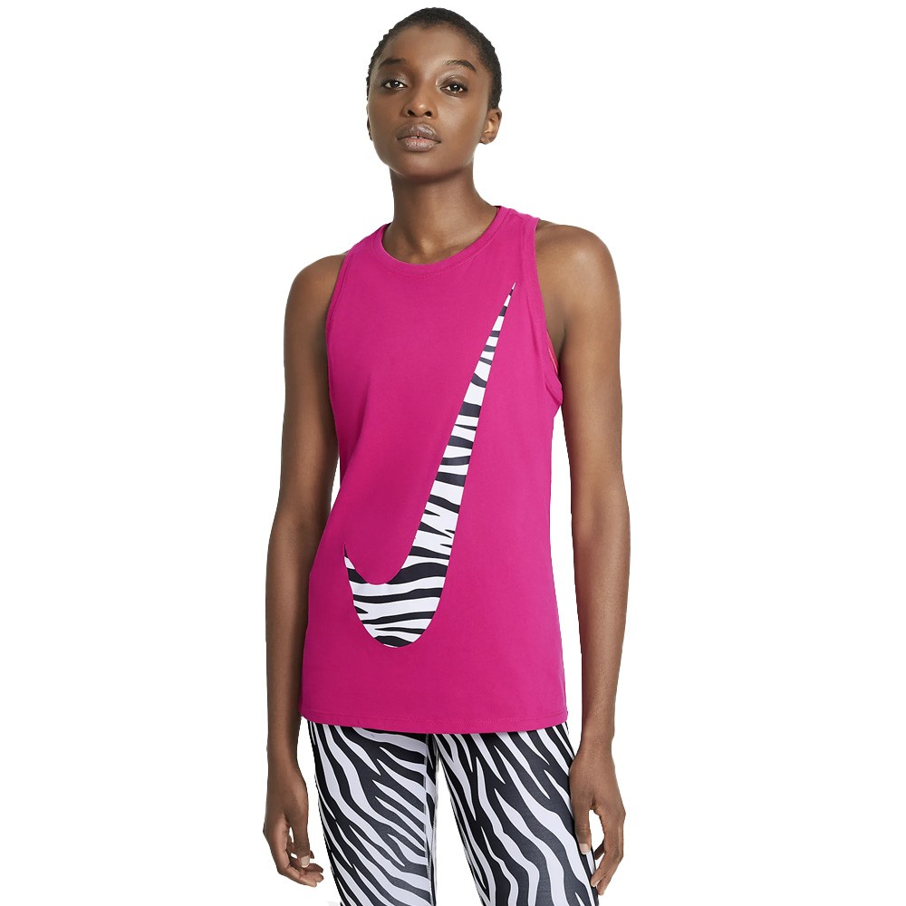 Nike Dri-FIT Women's Icon Clash Training Tank - DB9799-615