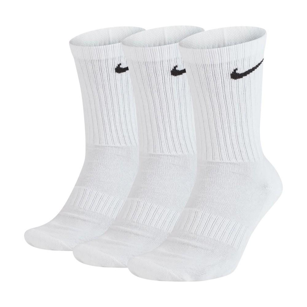 Nike Everyday Cushioned Training Crew Socks (3 Pairs) - SX7664-100