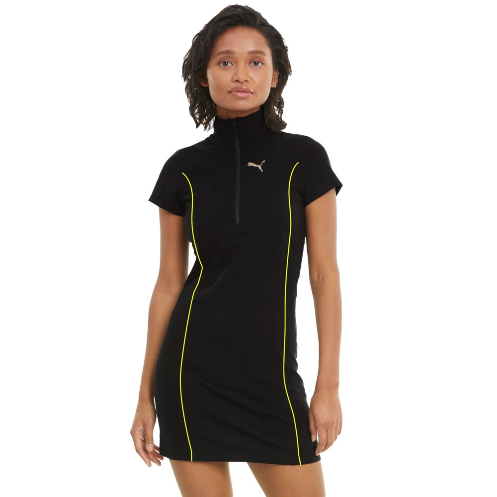 Puma Evide Bodycon Women's Dress - 599769-01