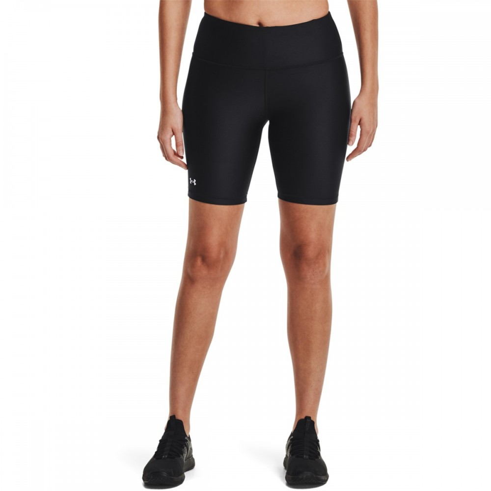 Under Armour Women's HeatGear® Armour Bike Shorts - 1360939-001
