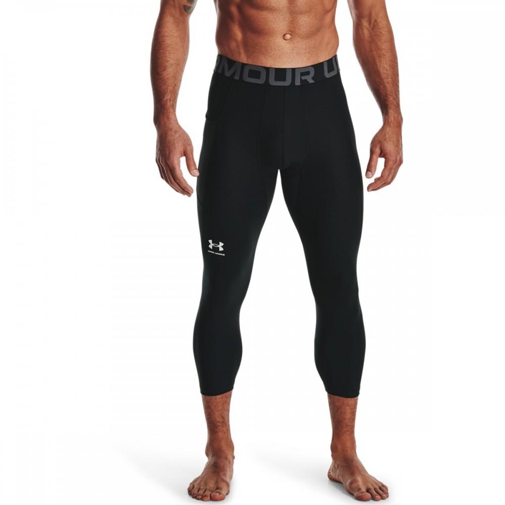 Under Armour Men's HeatGear® Armour 3/4 Leggings - 1361588-001