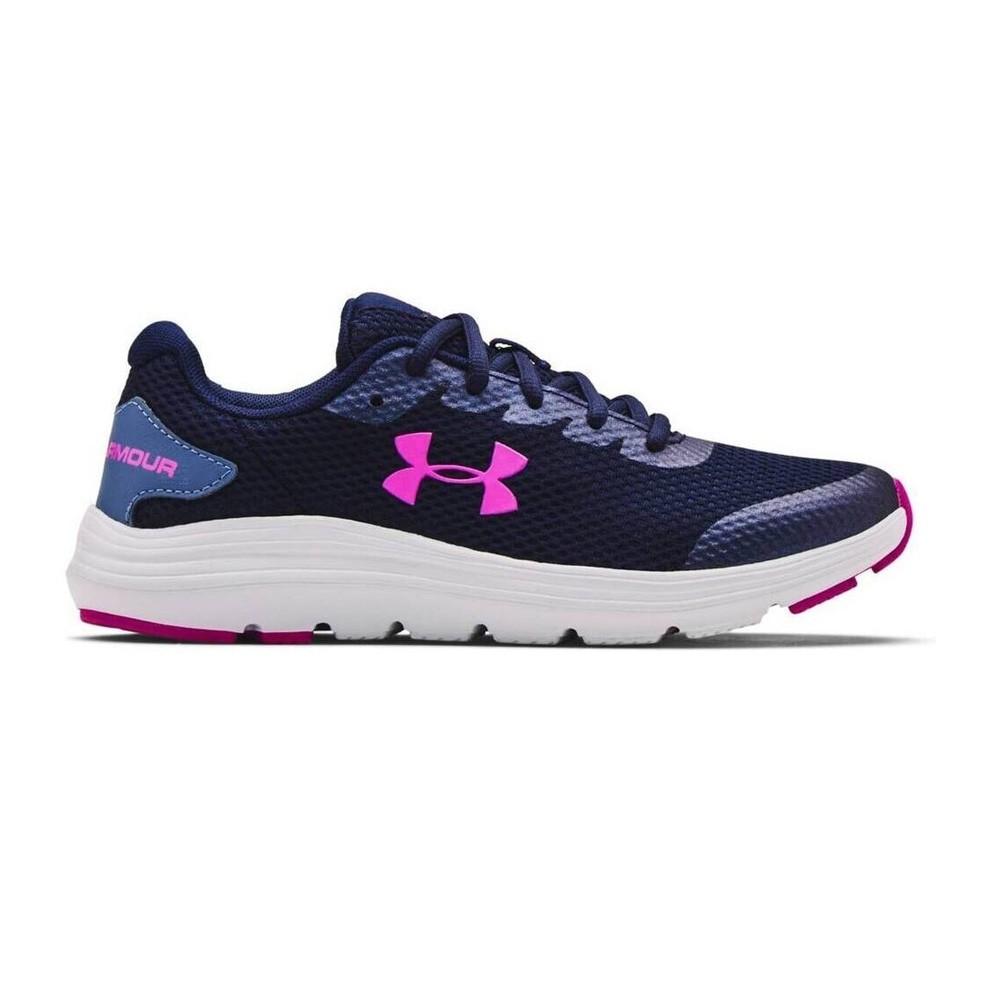 Under Armour Grade School Surge 2 Running Shoes - 3022870-404