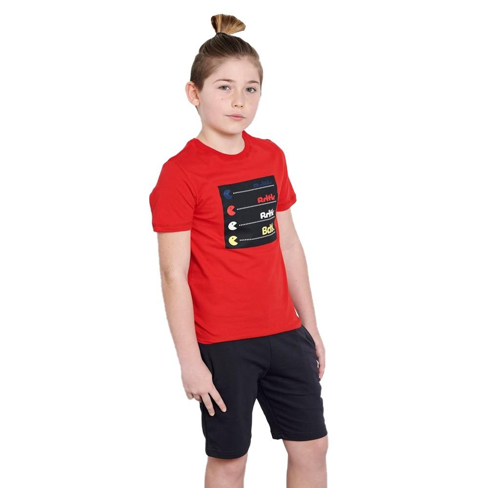 BodyTalk Παιδικό αθλητικό t-shirt για αγόρια - 1211-750428-00300
