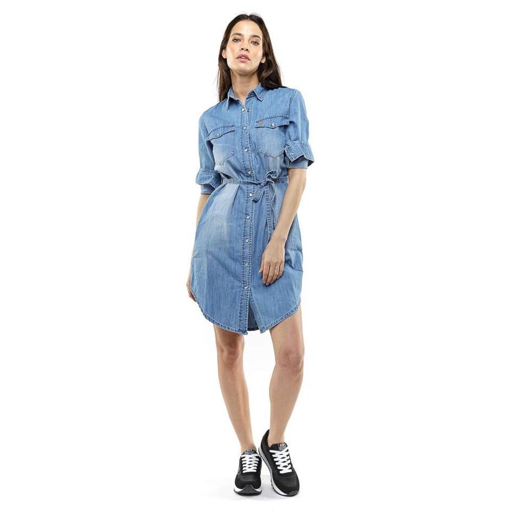 Devergo Women's Jean Dress - 2J21SS9520DR1370SD-0