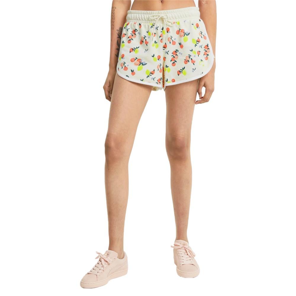 Puma Classics Graphics Women's AOP Shorts - 599643-75
