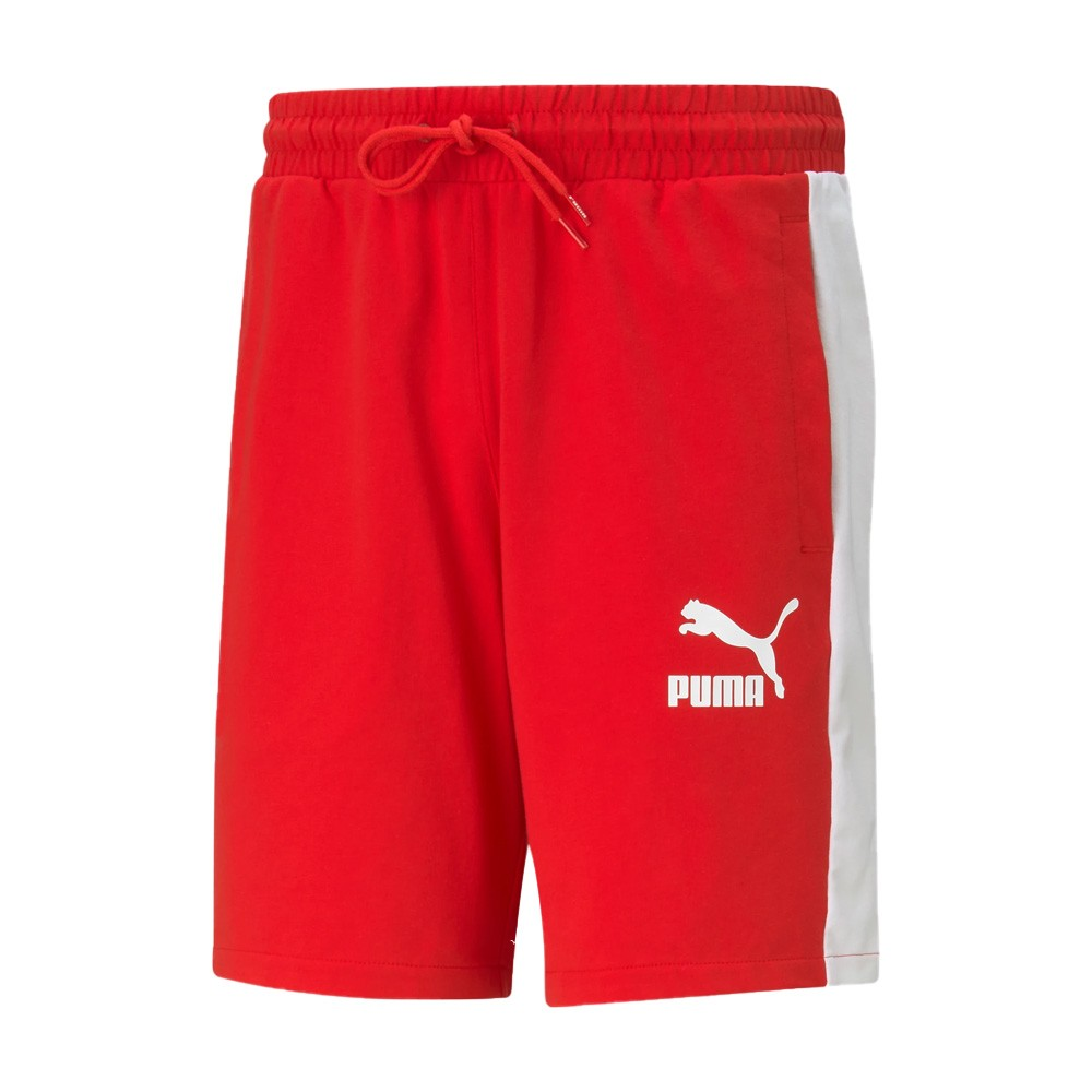 Puma Iconic T7 Men's Jersey Shorts - 599901-11