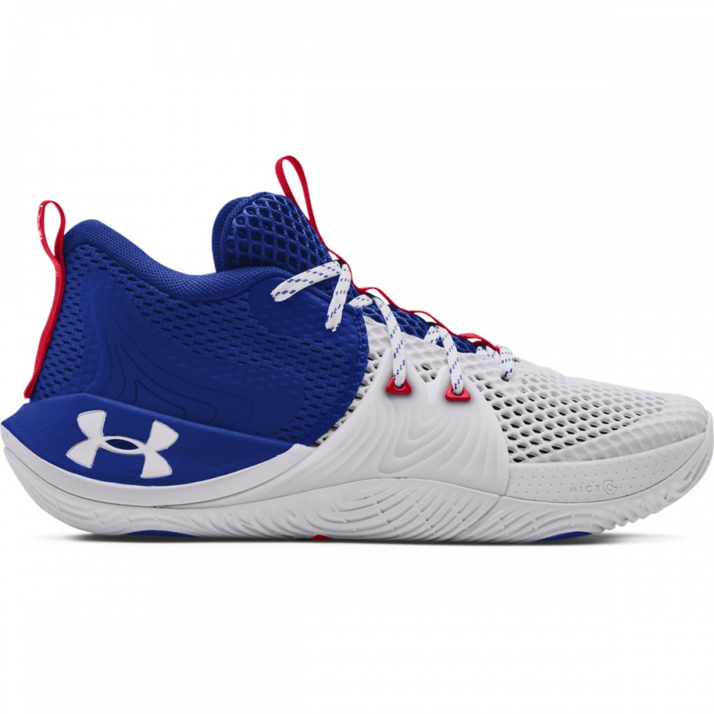 Under Armour Embiid One Basketball Shoes - 3023086-107