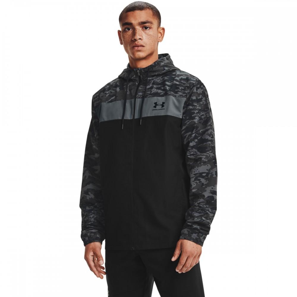 Under Armour Men's Sportstyle Camo Windbreaker Jacket - 1361622-001