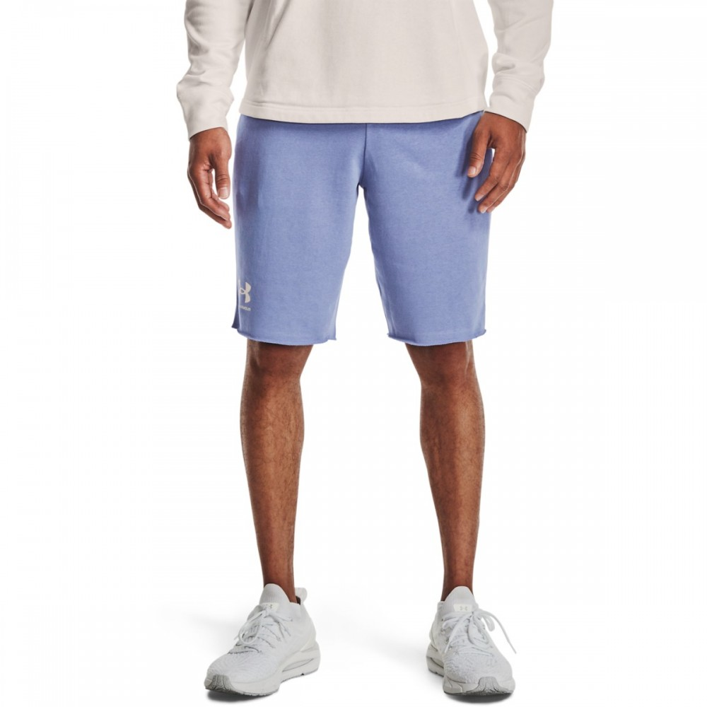 Under Armour Men's Rival Terry Shorts - 1361631-420