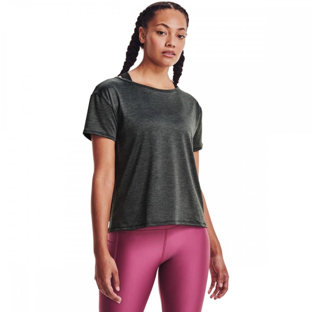 Under Armour Women's Tech™ Vent Short Sleeve - 1364661-001