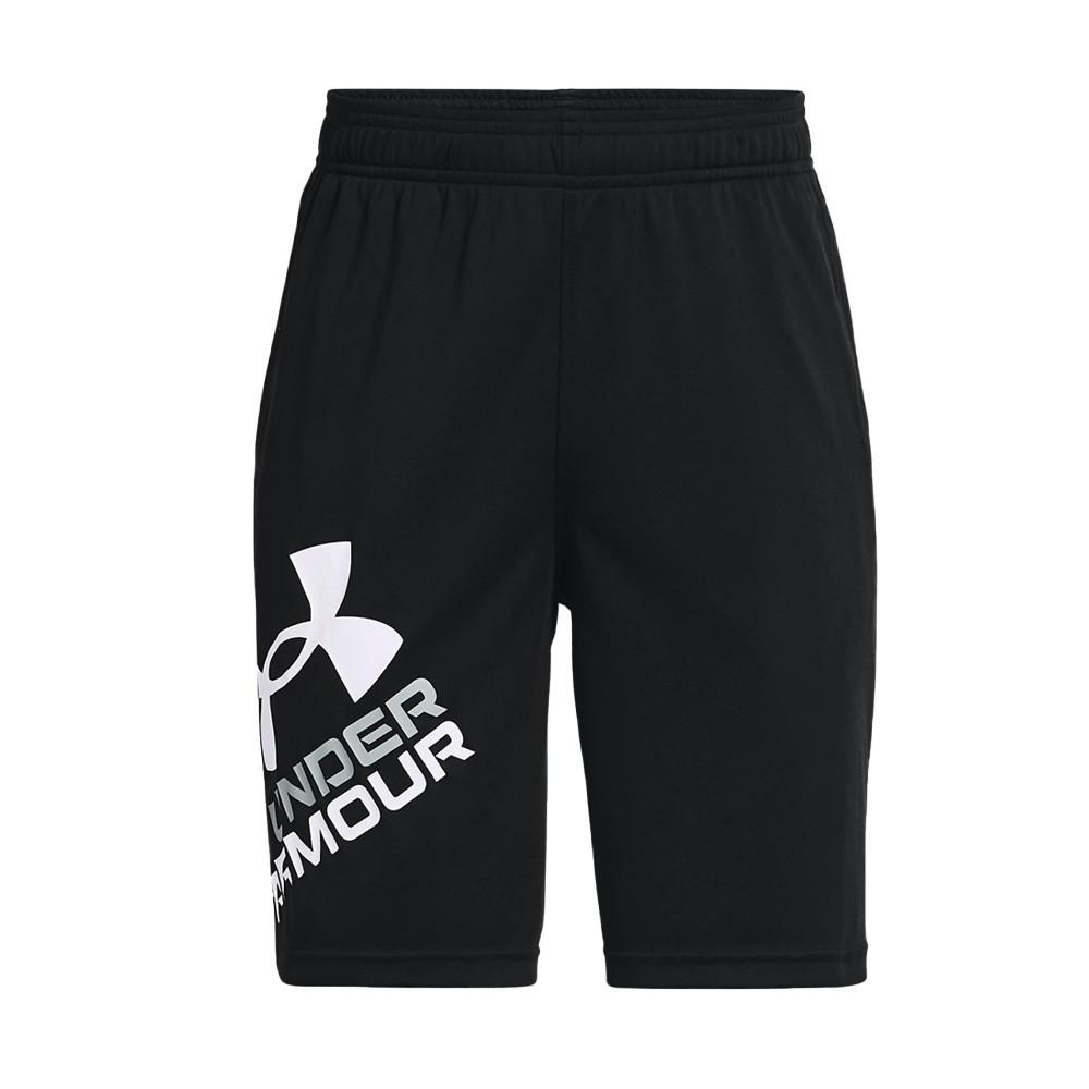 Under Armour Boys' Prototype 2.0 Logo Shorts - 1361817-001