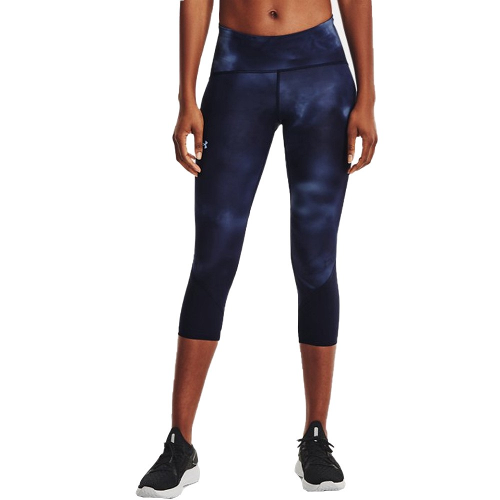 Under Armour Women's Fly Fast Printed Crop - 1353511-410